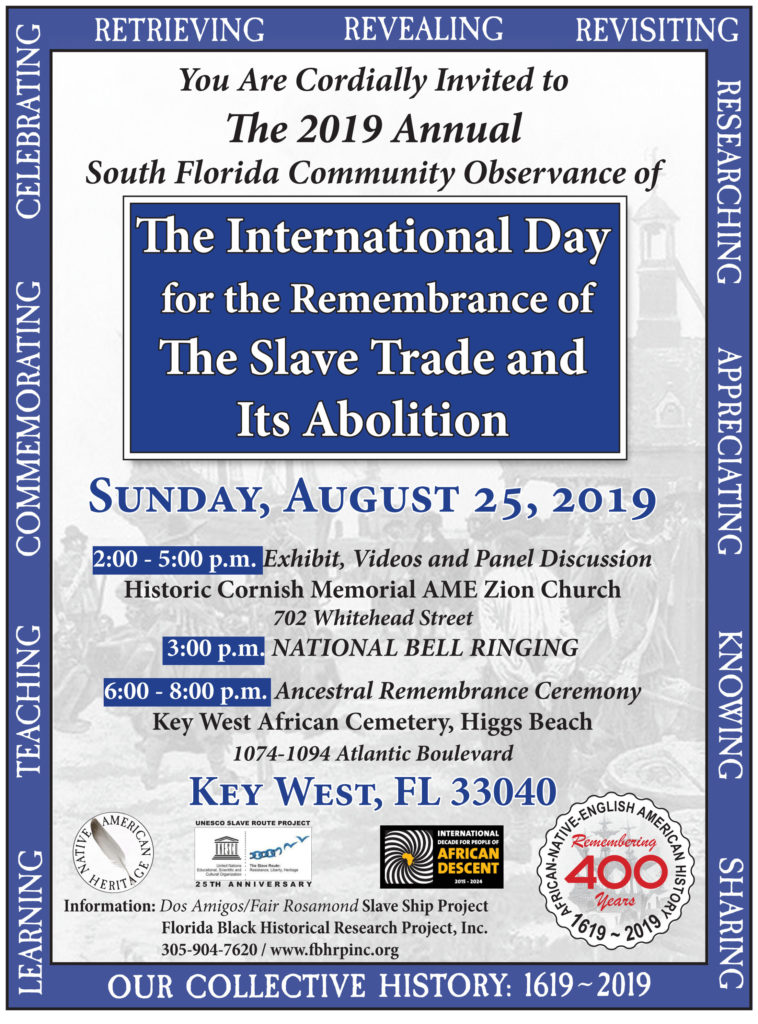 FLORIDA BLACK HISTORICAL RESEARCH PROJECT, INC