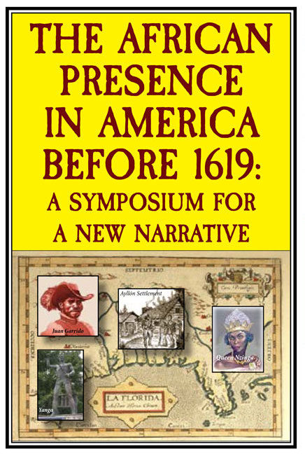 The African Presence in America Before 1619