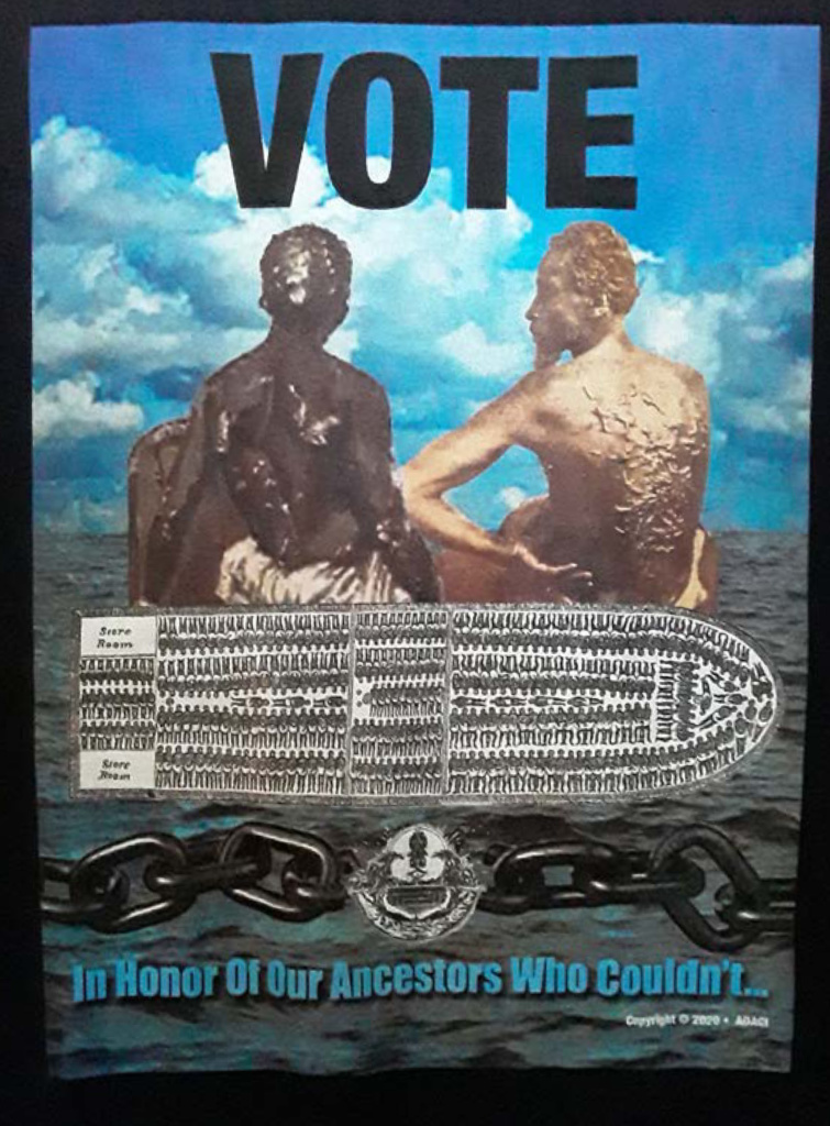 ADACI Vote shirt